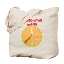 World of WE Tote Bag