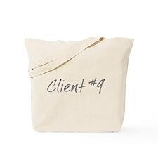 Client #9 Tote Bag
