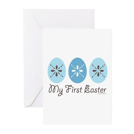 My First Easter Greeting Cards (Pk of 10)