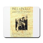Bill and Bull Mousepad