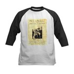 Bill and Bull Kids Baseball Jersey