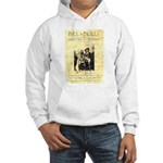 Bill and Bull Hooded Sweatshirt