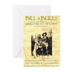 Bill and Bull Greeting Cards (Pk of 20)