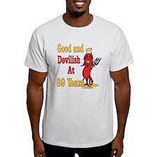 Devilish at 89 T-Shirt