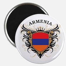 Armenia Magnet