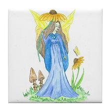 Rowan Fairy Tile Coaster