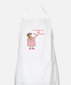 I'd rather be 50 BBQ Apron