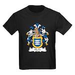 Hecht Family Crest Kids Dark T-Shirt