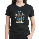 Hecht Family Crest Women's Dark T-Shirt