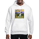 Mt Country & Husky Hooded Sweatshirt
