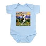 Mt Country & Husky Infant Bodysuit