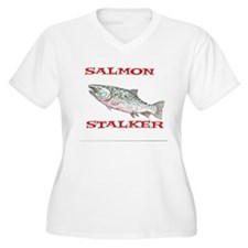 salmon stalker T-Shirt