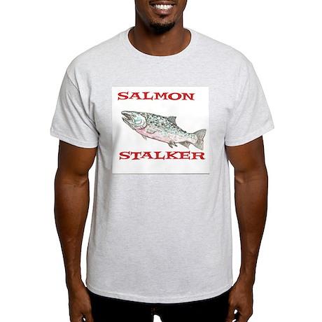salmon stalker Light T-Shirt