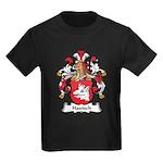 Hautsch Family Crest Kids Dark T-Shirt