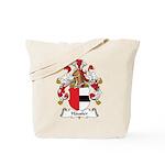 Hausler Family Crest Tote Bag
