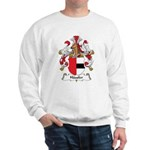 Hausler Family Crest Sweatshirt