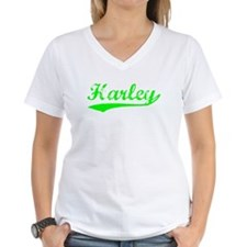 Vintage Harley (Green) Shirt