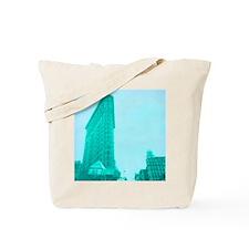 Flatiron Color Pop Tote Bag
