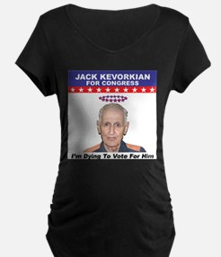 Kevorkian for Congress T-Shirt
