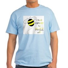 CANCER BUZZ OFF T-Shirt