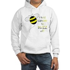 CANCER BUZZ OFF Hoodie