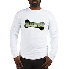Help Stop Puppy Mills Long Sleeve T-Shirt