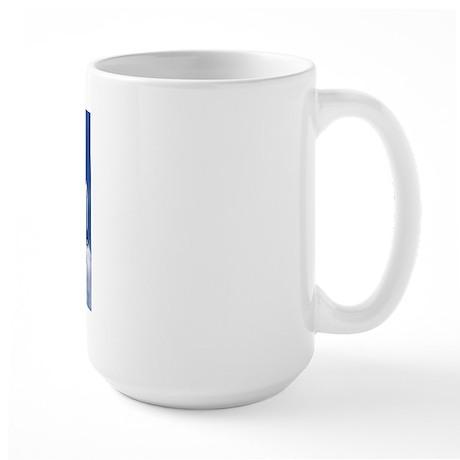 He is Risen Large Mug