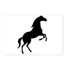 Shadow horse Postcards (Package of 8)