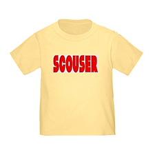 Scouser Red w/Black 2 T
