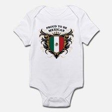 Proud to be Mexican Infant Bodysuit