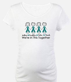 We're In This Together (Ovarian) Shirt
