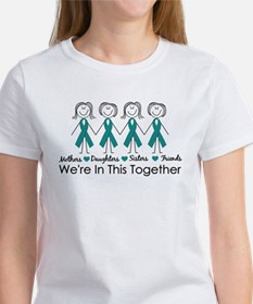 We're In This Together (Ovarian) Tee