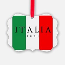 Italy 1861 Ornament