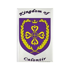Kingdom of Calontir Rectangle Magnet