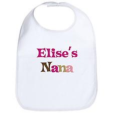 Elise's Nana Bib