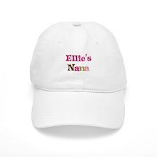 Ellie's Nana Baseball Cap