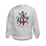 Haumesser Family Crest Kids Sweatshirt