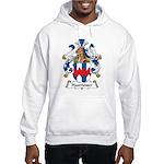 Haumesser Family Crest Hooded Sweatshirt