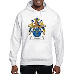 Haugk Family Crest Hooded Sweatshirt