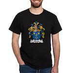 Haugk Family Crest Dark T-Shirt