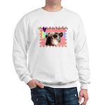 LOVE MY BOSTON TERRIER Sweatshirt