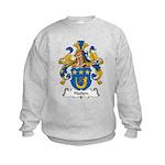 Hatten Family Crest Kids Sweatshirt