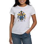Hatten Family Crest Women's T-Shirt