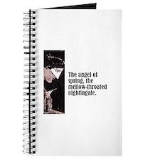 "Sappho ""Nightingale"" Journal"