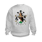 Hasenberg Family Crest Kids Sweatshirt