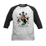 Hasenberg Family Crest Kids Baseball Jersey