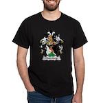 Hasenberg Family Crest Dark T-Shirt