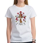 Haseler Family Crest Women's T-Shirt