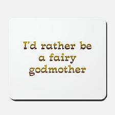 IRB Fairy Godmother Mousepad
