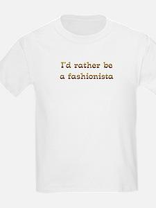 IRB Fashionista T-Shirt